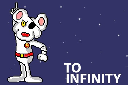 Danger Mouse: To Infinity