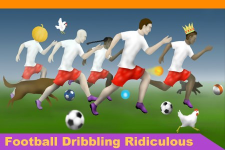 Football Dribbling Ridiculous DEMO