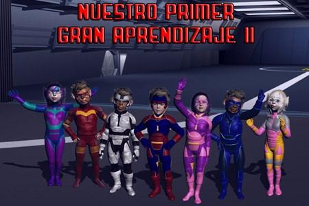 NPGA II (Nuestro Primer Gran Aprendizaje II) Demo