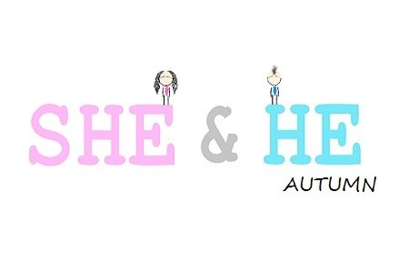 SHE & HE (Autumn)