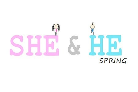 SHE & HE (Spring)