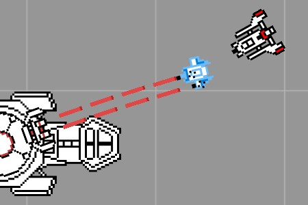 Simple Space Shooter