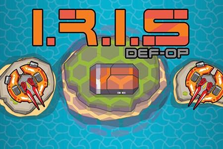 I.R.I.S – DefOp Dual Blaster Edition