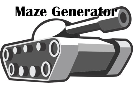 Tank Trouble 2 Maze Generator