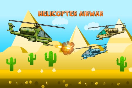 Helicopter Airwar