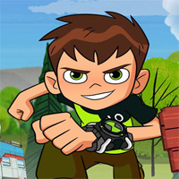 Steam Camp – Ben 10