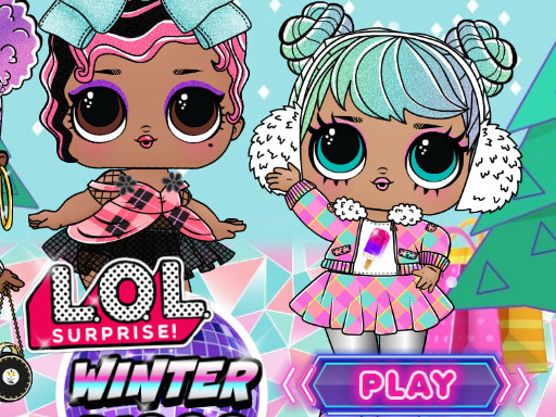 Baby Dolls Winter Disco
