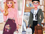 Princesses Girly Chic Vs Tomboy