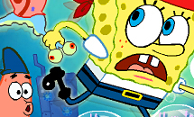Sponge Bob Dutchmans Dash