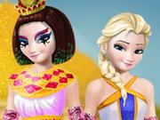 Elsa hora da viagem: Antigo Egito