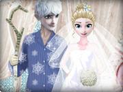 Elsa depois do casamento
