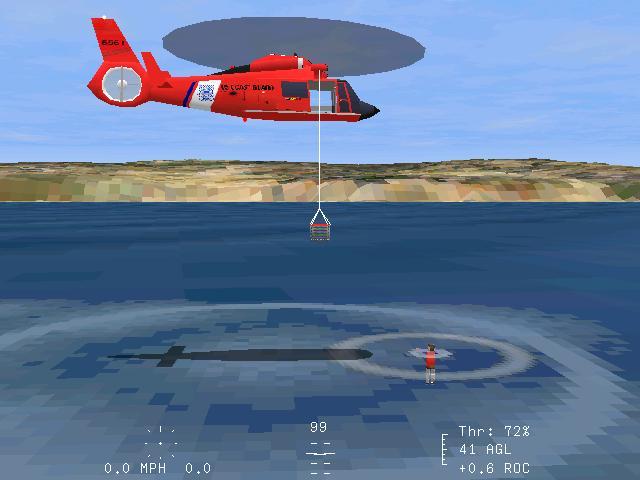 Sim Rescue