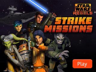 Star Wars Rebels – Missões de Ataque