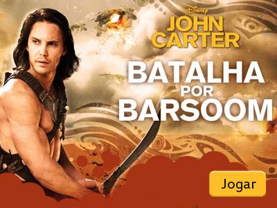Batalha por Barsoom