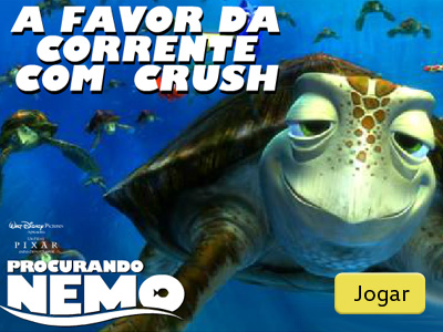 A favor da corrente com Crush