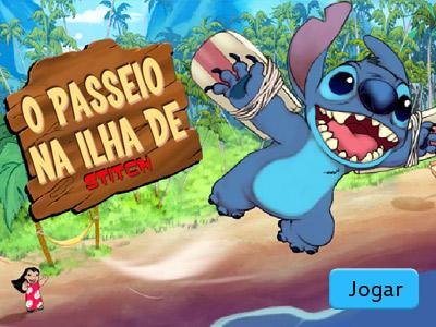 Jogos da Disney – O Passeio na Ilha de Stitch