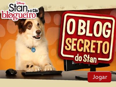O blog secreto do Stan