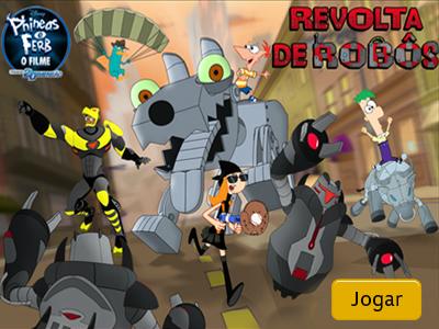 Revolta de Robôs