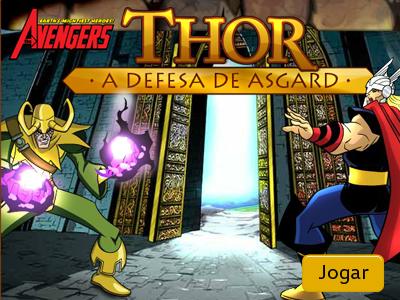 A Defesa de Asgard