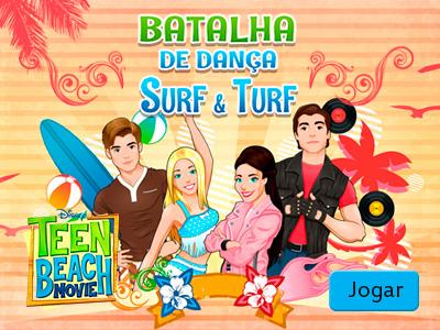 Batalha de dança & surf
