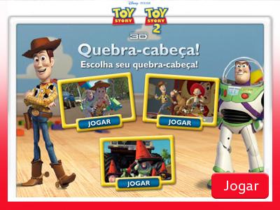 Quebra-cabeças do Toy Story