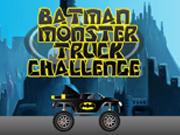 Batman Monster Truck Challenge