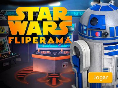 Fliperama do Star Wars