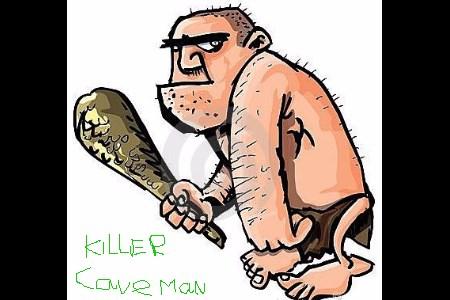 KILLER CAVEMAN