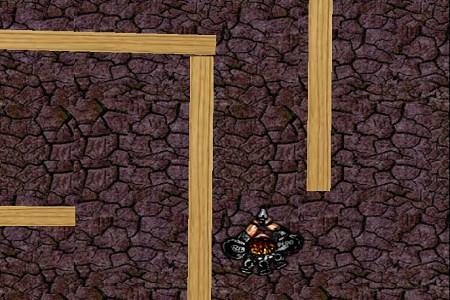 A maze of death