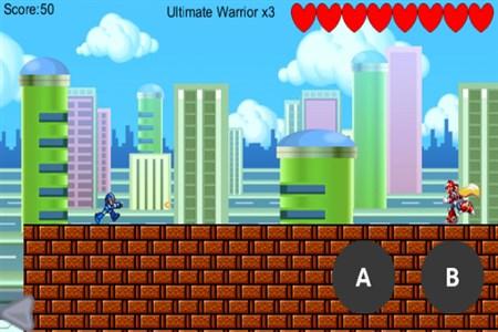 Megaman Run