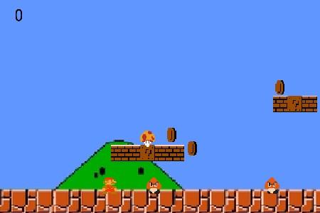 Super Mario Bros Fan Remake
