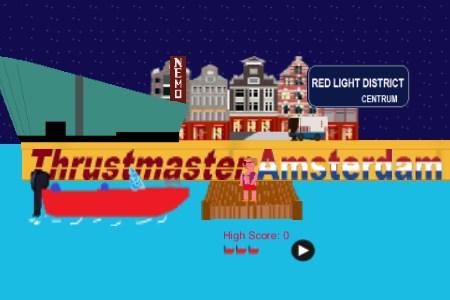 Thrustmaster Amsterdam