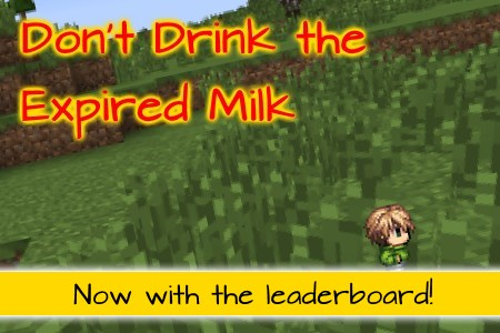 """Don""""t Drink the Expired Milk"""