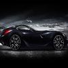 Black Beauty Racing Car