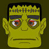 Halloween Frankenstein Coloring