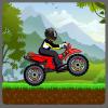 Red Motorbike Adventure