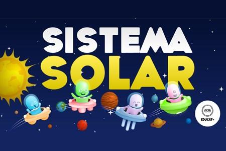 EducaT Aprende Sistema Solar Web