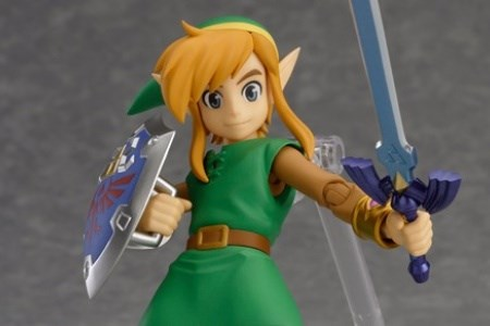 The Legend of Link Ruby Collector: Spooky Edition