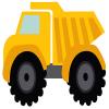 Dump Truck Kids Toy