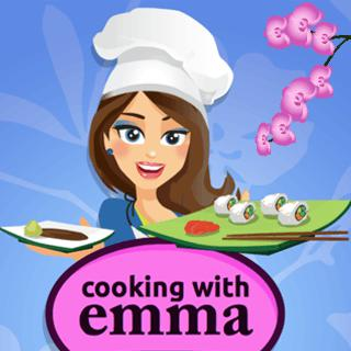 Sushi Rolls – Cooking With Emma
