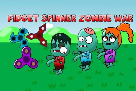 Fidget Spinner Zombie War