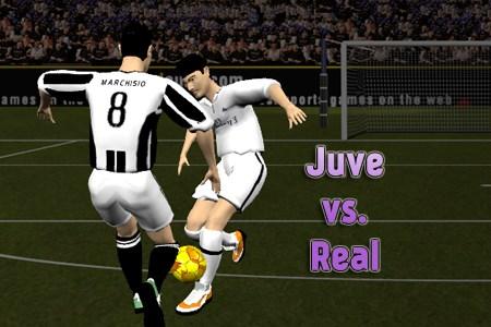 Juve vs. Real