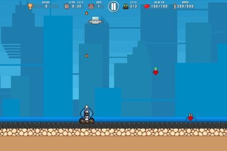 Robo Bomb Frenzy
