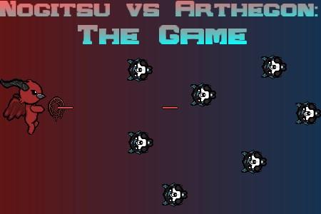 Nogitsu vs Arthegon The Game