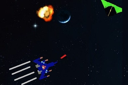 Shooter In Space