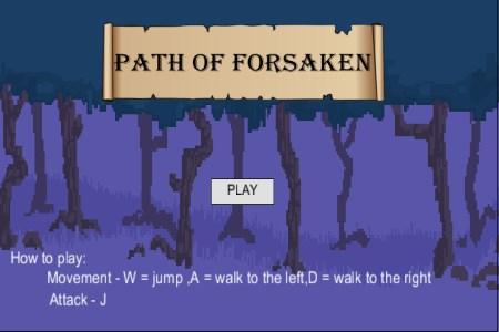 Path of Forsaken