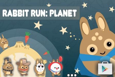 Rabbit Run: Planet