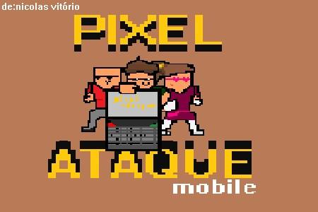 pixel ataque mobile