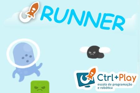 Runner Ctrl+Play