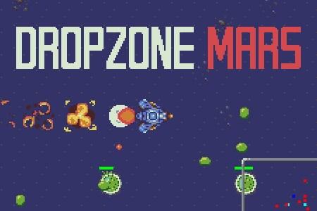 Dropzone Mars